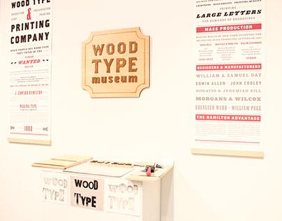 Wood Type Museum
