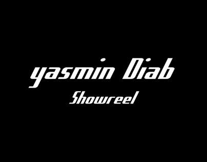 Showreel-Motion graphics