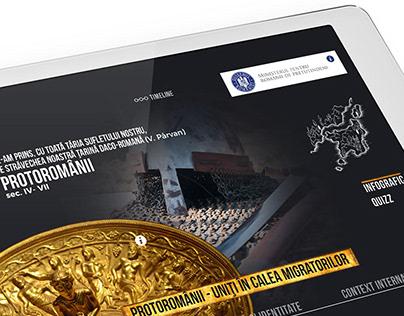 DESCOPERĂ IDENTITATEA ŞI ISTORIA TA - Centenar 2018