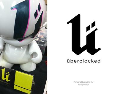 Uberclocked Branding
