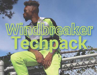 Windbreaker set techpack