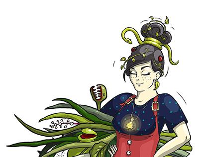 Plant Magician