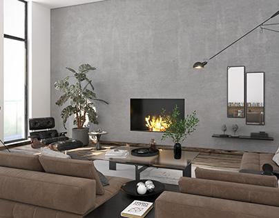 Living Room MD