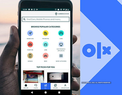 OLX Clone-Clonedaddy