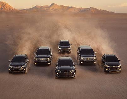 Chevrolet SUVs