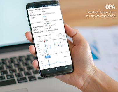 OPA Mobile App