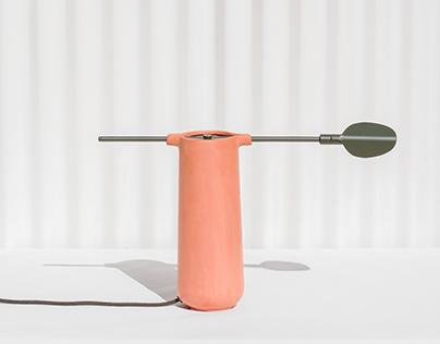 Baobá Lamp - 2019