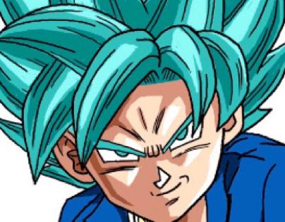 Nipsey Hussle + Goku