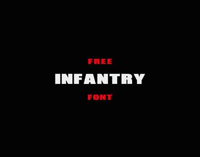INFANTRY | font