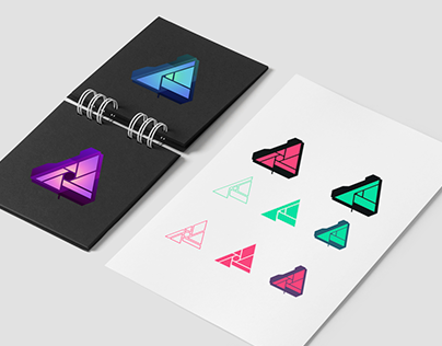 Affinity App Logo System Redesign Project