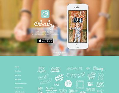 Obaby Web application
