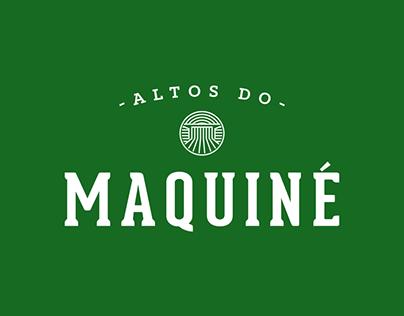 Altos do Maquiné website