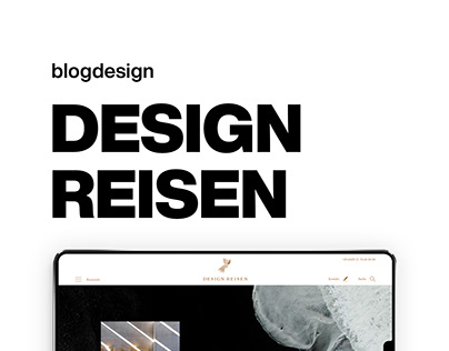 Blogdesign | Designreisen