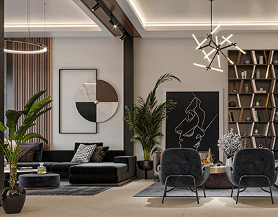 Palm Hills Villa Design