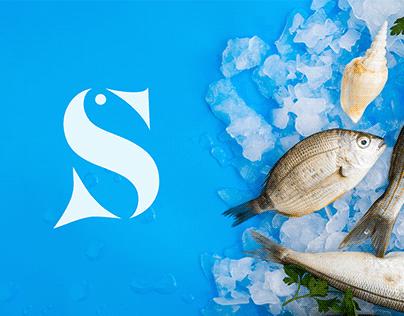Fish Experience   Logo Design