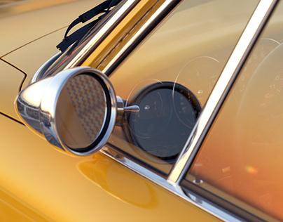 Reflections - Porsche 911 by Singer