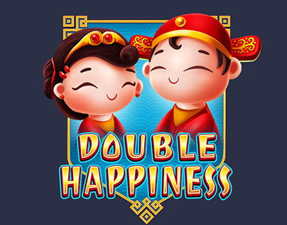 Slots Game: Double Happiness