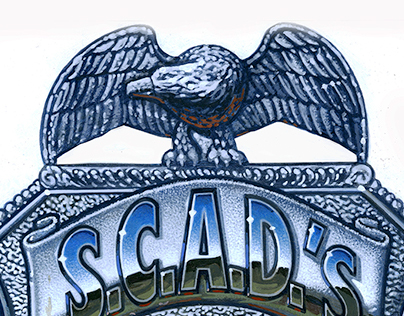 SCAD Scholarship Poster