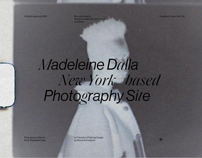 Madeleine Dalla - Digital Branding