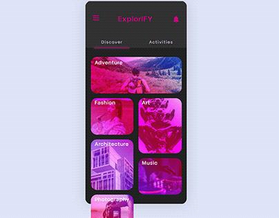 Magica Labs - Mobile app Portfolio