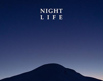 Mountain Nightlife