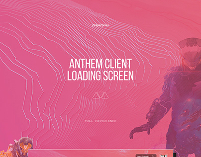 Anthem Client - Loading Screen