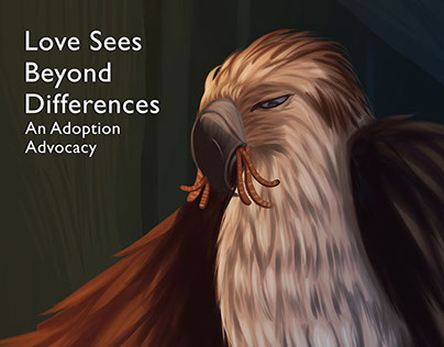 Love Sees Beyond Differences Poster