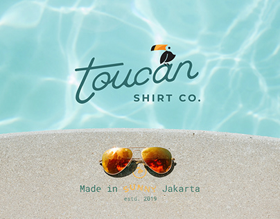 Toucan | Men's Fashion Brand | Brand & Identity