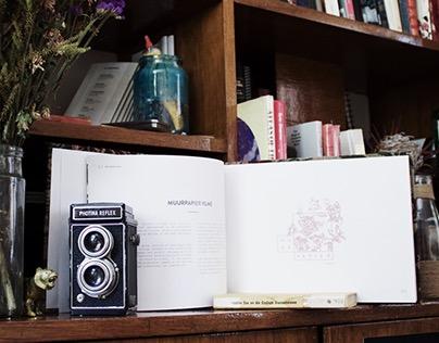 Muurpapier Films : process book
