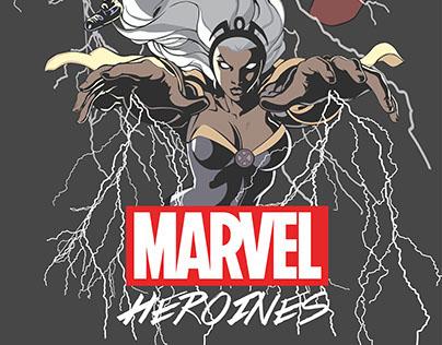 Marvel Heroïnes