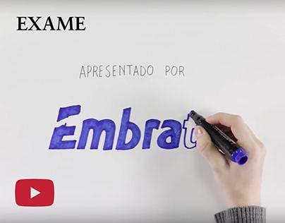 Ilustração para vídeo • Exame • Embratel 2018
