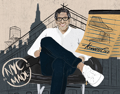 Kenneth Cole for NPR