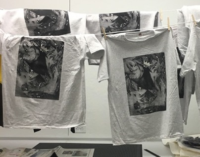 Two Legged Print Show (2016)