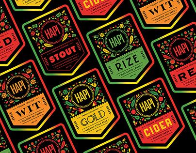 Hapi - Fresh Brews