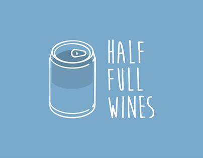 Half Full Wine - Mineral
