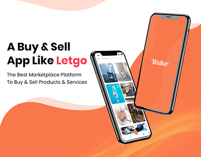 An Amazing UX/UI of Buy & Sell App