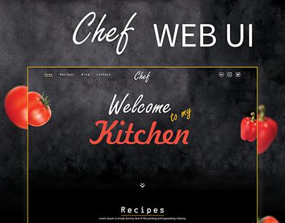 Chef Web Ui