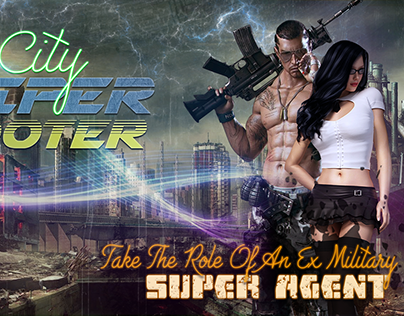 City Sniper Shooter   3D   Android