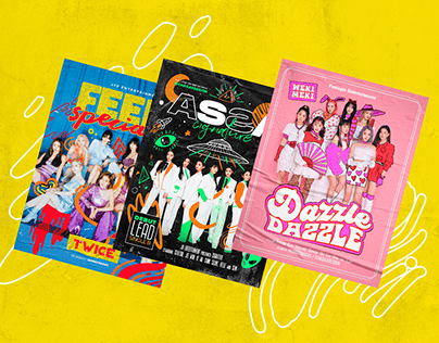 KPOP Poster collection | vol.01