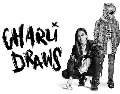 Charli Draws Illustration Portfolio, 2020