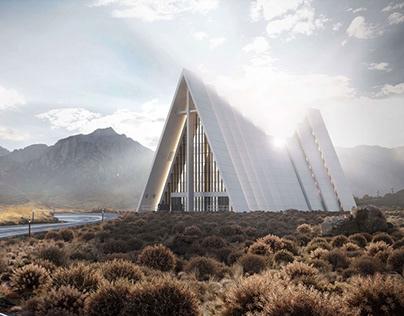 Spectacular Tromsdalen Church in Norway