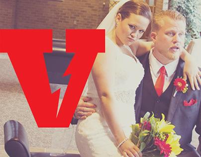 Mr. & Mrs. Vance: Wedding Photography