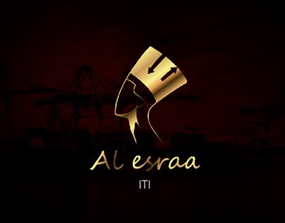 Al esraa iti logo