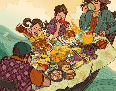 Memoirs of the Muesli Mealtime