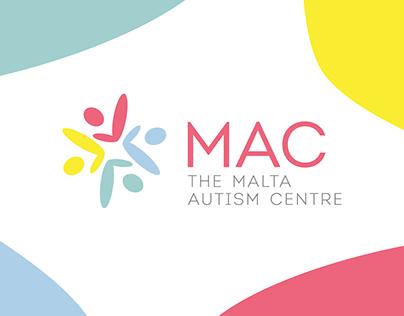 The Malta Autism Centre Branding