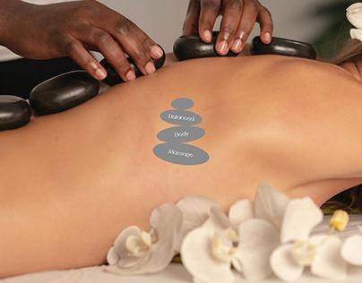 Branding for massage studio