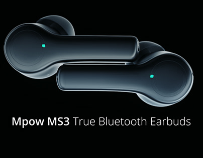Mpow MS3 True Bluetooth Earbuds
