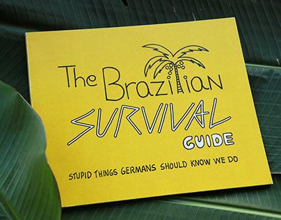 Projeto de Livro The Brazilian Survival Guide