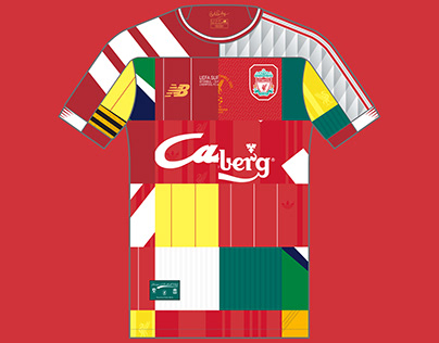 Liverpool Kit History, from 1892 to present