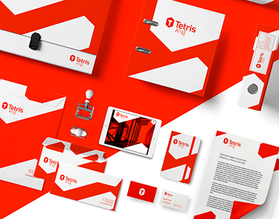Tetris - Brand & Visual Identity